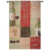 Sonoma Cabernet Tapestry