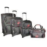 The Hunter Club 4 Piece Luggage Set