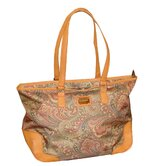 Paisley Travel Tote