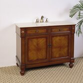 "42"" Hatherleigh Sink Chest in Antique Brown"