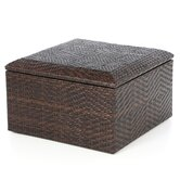 Home Loft Concept Patio Ottomans