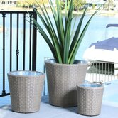Togo Outdoor Round Planter