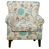 Flowered Chair
