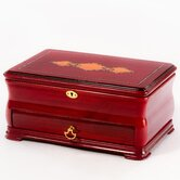 Tibetan Rectangle Jewelry Box