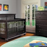 Umbria 2 Piece Convertible Crib Nursery Crib Set