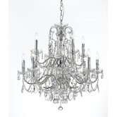Imperial 12 Light Chandelier