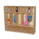 Wood Designs Lockers
