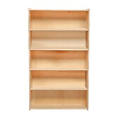 Wood Designs Kids Bookcases