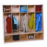 Wood Designs Lockers