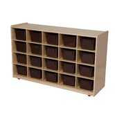 Wood Designs Cubbies