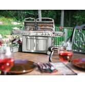 Prestige II Gemini Built-In Gas Grill Head