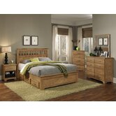 Sterling Queen Panel Bedroom Collection