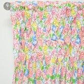 Olivia Garden Floral Curtain Panel