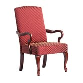 Derby Fabric Arm Chair