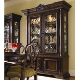 Palos Verdes Brentwood China Cabinet