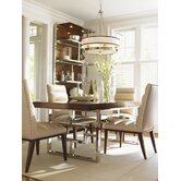 Mirage Monroe 5 Piece Dining Set