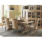 Monterey Sands Walnut Creek Dining Table