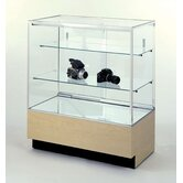 Full-Vision Jewelry Case with Premium Finisihes