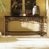 Tommy Bahama Home Sofa & Console Tables