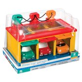 Three Car Garage Playset Toy