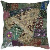 Antique Patchwork Pillow