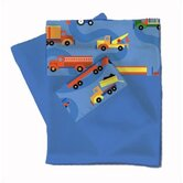 Boys Like Trucks Twin Sheets / Pillowcase Set