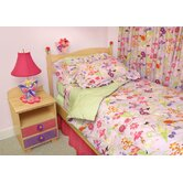 Magic Garden Full Comforter/Bed Skirt/Sham Set