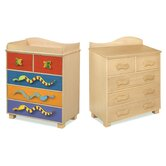 Little Lizards 5-Drawer Chest