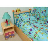 Tropical Seas Twin Duvet Cover / Bedskirt / Sham Set