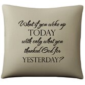 Artistic Reflections Accent Pillows