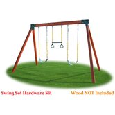 Eastern Jungle Gym Cot Hardware & Accessories