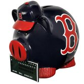 MLB Large Piggy Bank