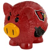 NFL Large Piggy Bank
