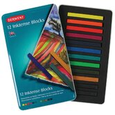 Inktense 12 Piece Block Color Set