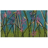 Dragonfly Haven Doormat