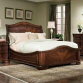 Heritage Court Sleigh Bed