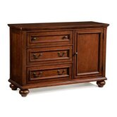 American Spirit Door 8 Drawer Combo Dresser