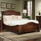 Heritage Court Arched Sleigh Bedroom Collection