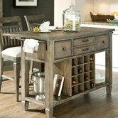 Brownstone Village Kitchen Island