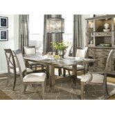 Brownstone Village 7 Piece Dining Set