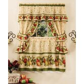Apple Orchard Cottage Window Treatment Set