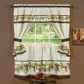 Tuscany Cottage Window Treatment Set