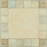 Nexus 12&quot; x 12&quot; Vinyl Tile in Almond