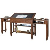 kathy ireland Home by Martin Furniture Drafting Tables