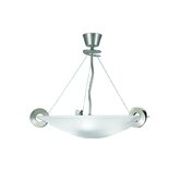 "Solune 31.5"" Three Light Pendant"