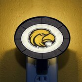 NCAA Art Glass Nightlight