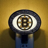 NHL Art-Glass Nightlight