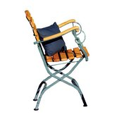 Tosca Folding Dining Armchair