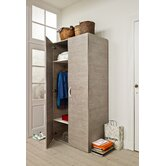 2 Door Armoire