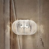 Tessuti Sphere 2 Light Wall Sconce